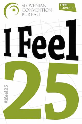 I Feel 25_Logo