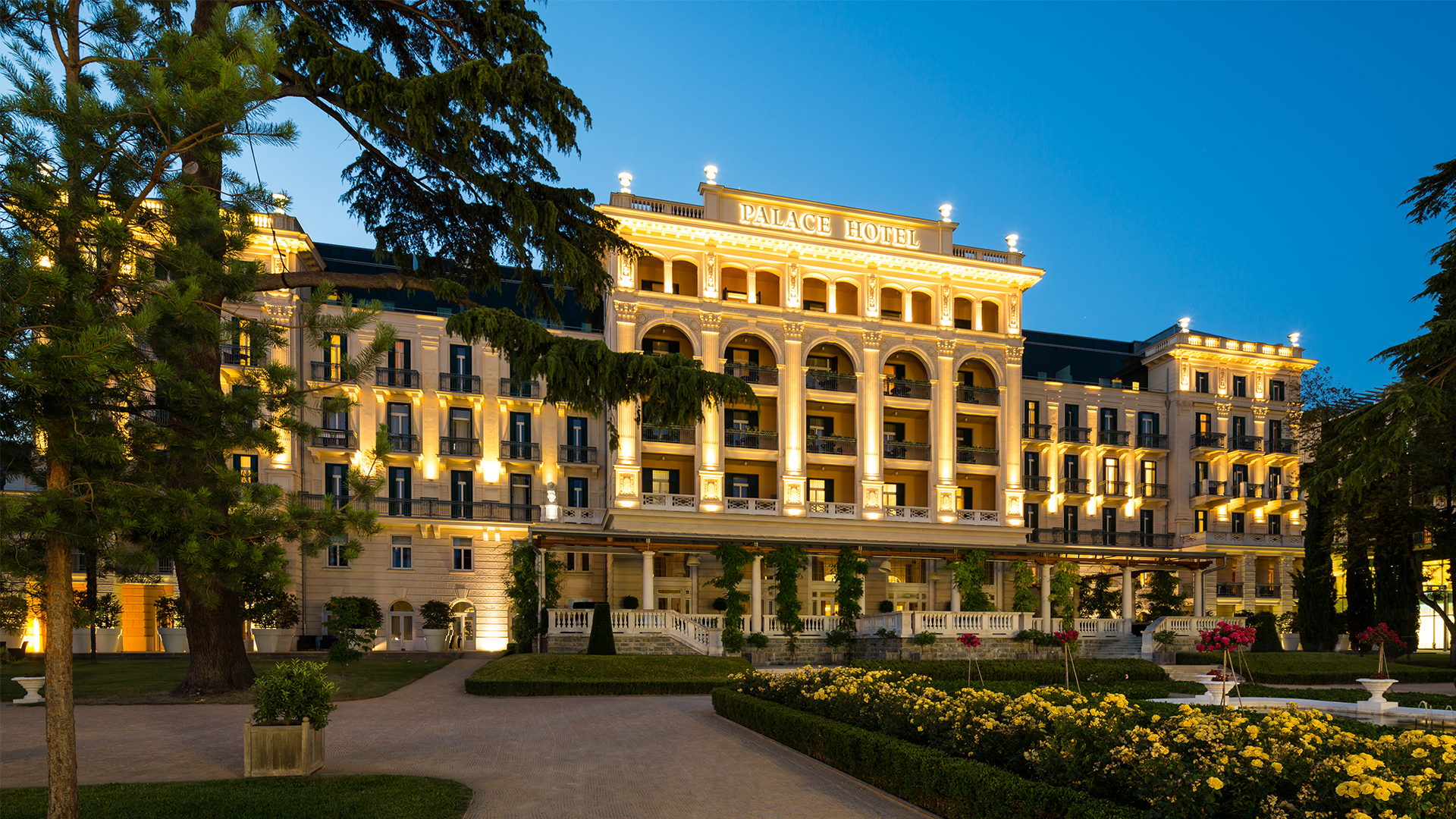 Us Group Discovered The Best Of The World With Hotel Kempinski - Palace-hotel-in-slovenia