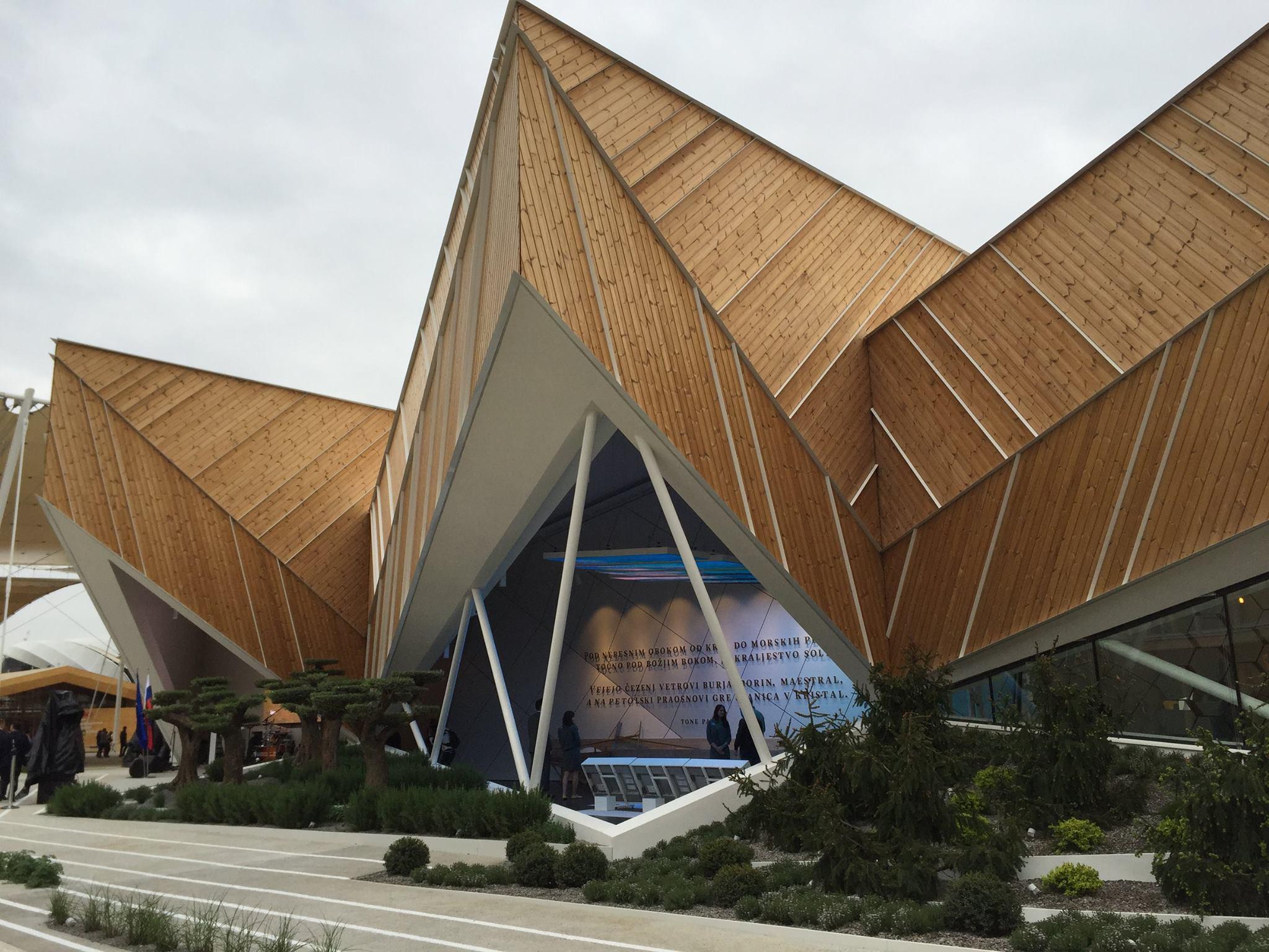 Slovenia at EXPO Milano 2015