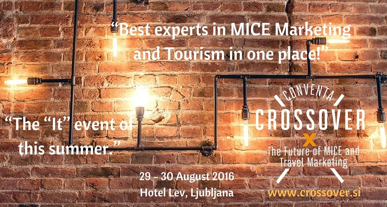 29 - 30 August 2016 Hotel Lev, Ljubljana