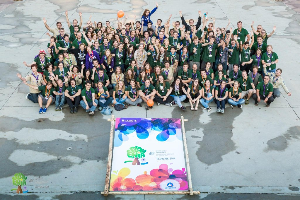40th World Scout Conference
