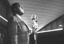 Louis Armstrong in Ljubljana