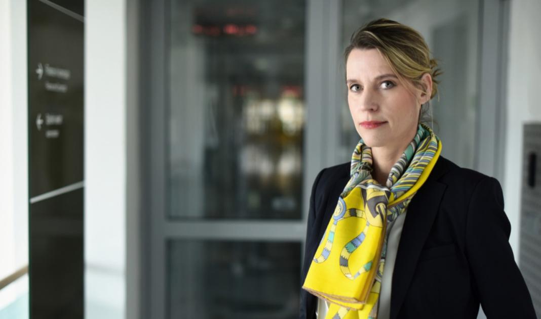 Dr Babett Stapel, Fraport Slovenija