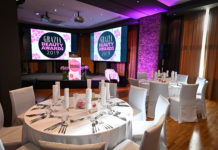 GRAZIA Beauty Awards at BWP Hotel Slon 2019