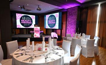 GRAZIA Beauty Awards at BWP Hotel Slon 2019