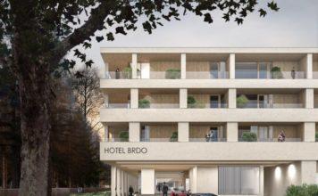 Hotel Brdo, Ark Arhitecture Krusec