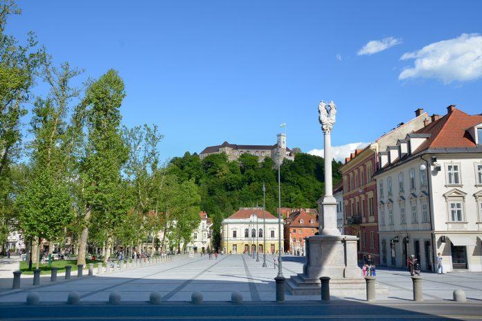 The Congress Square today, Visit Ljubljana