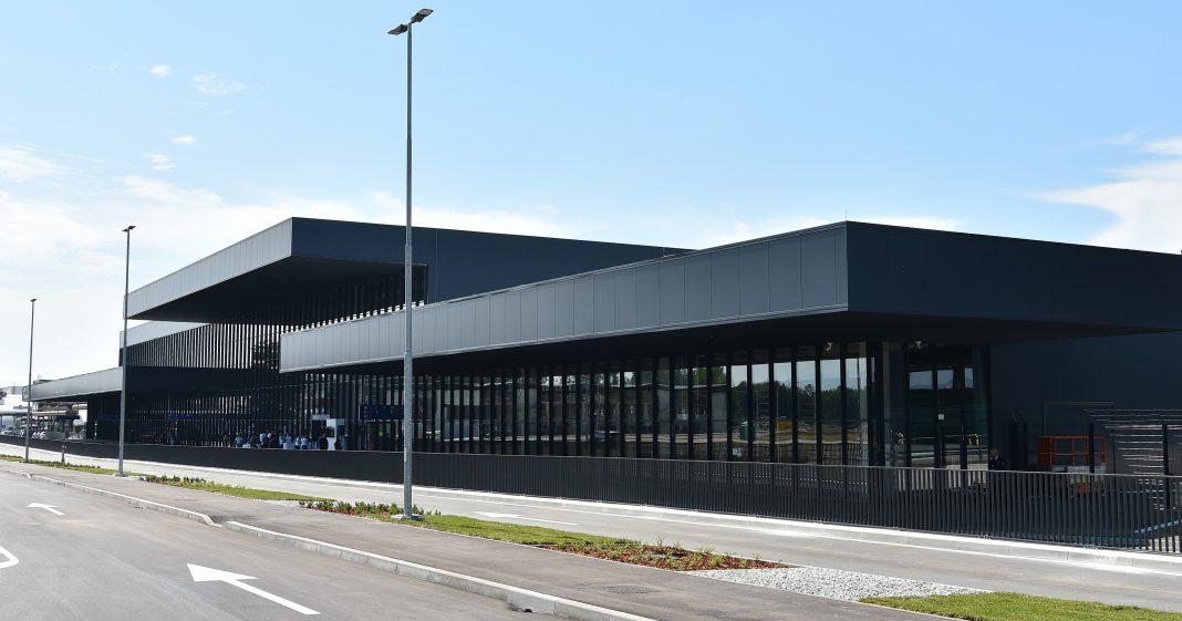 Ljubljana Airport, New Terminal 2021