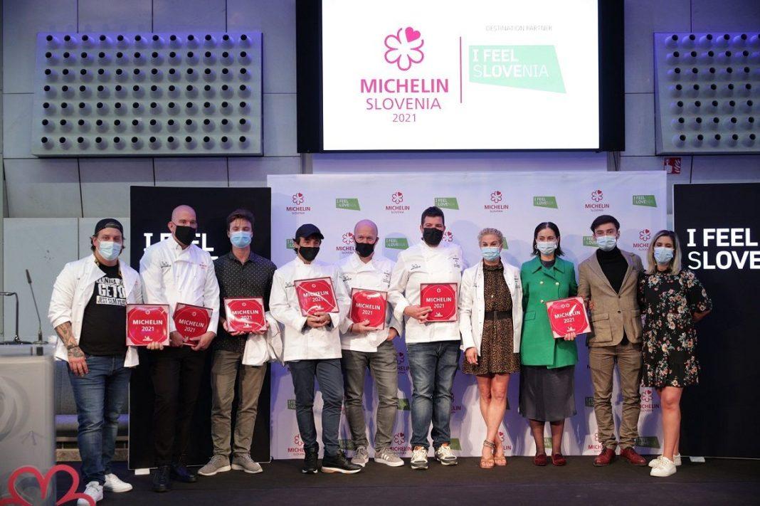 Michelin Stars Slovenia 2021, Nino Verdnik, slovenia.info