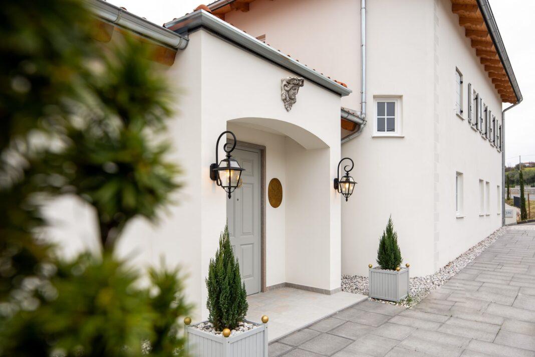 Peterc Vineyard Estate, Photo: peterc-brda.si