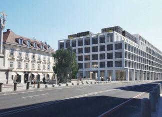 Barcelo Hotel Group, Visual for hotel in Ljubljana