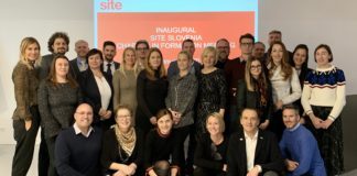 SITE Capter Slovenia, Inaugural Session, January 2020