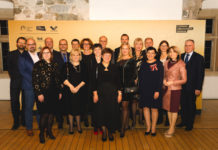Slovenski Ambasadorski Program, November 2019, Ziga Intihar