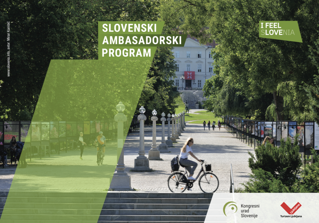 Slovenski ambasadorski program