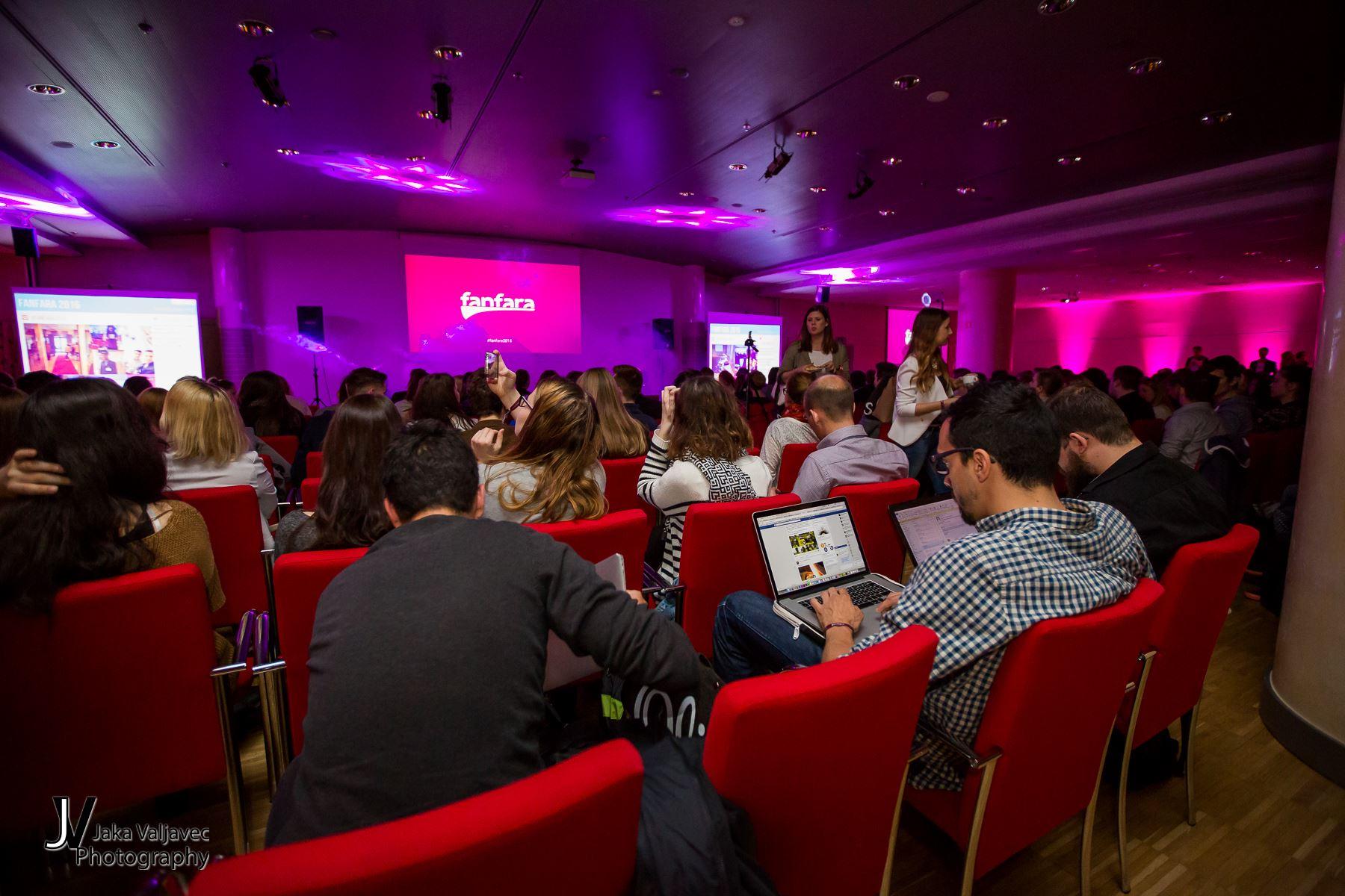 Astria Trend Hotel Ljubljana_Fanfara Conference 2016