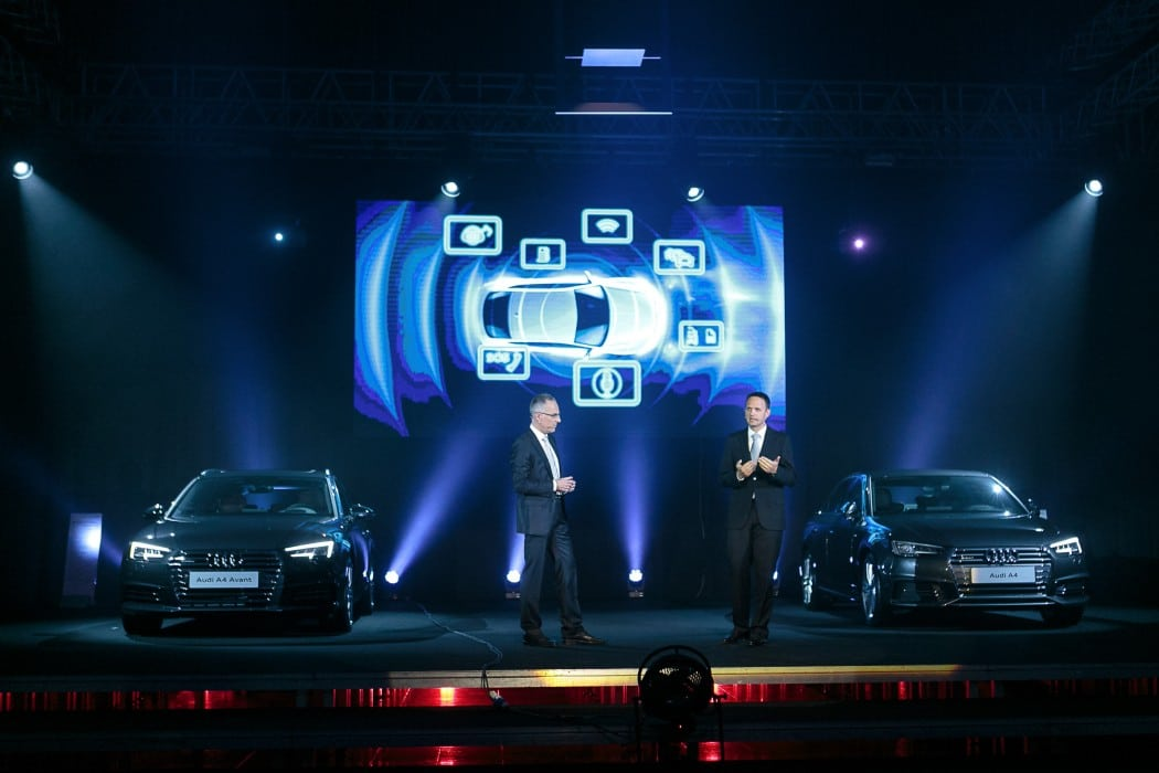 Audi Launch at the GR – Ljubljana Exhibition and Convention Centre