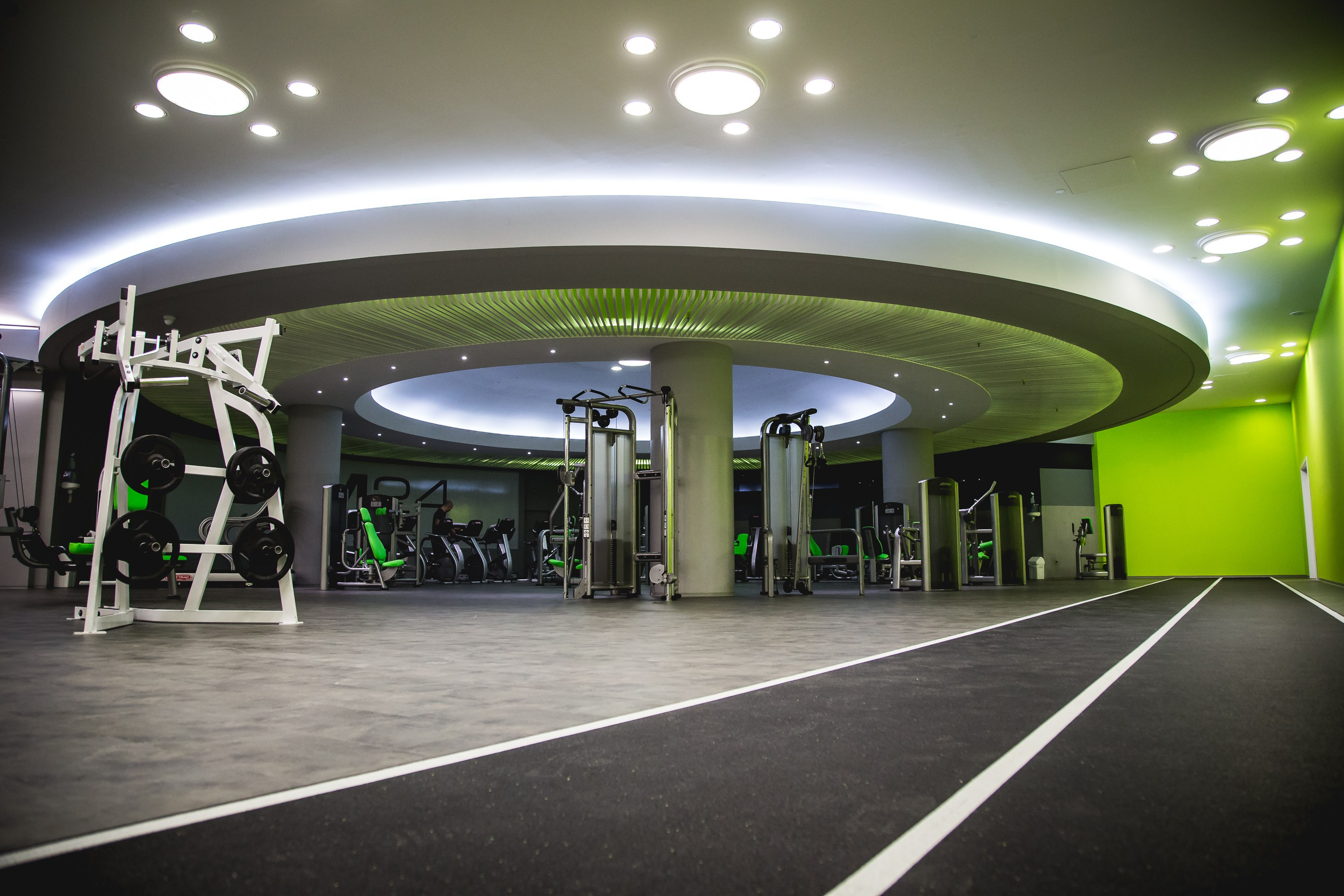 Austria Trend Hotel Ljubljana_new sports centre