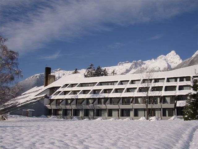 Hotel Cubo_Bovec
