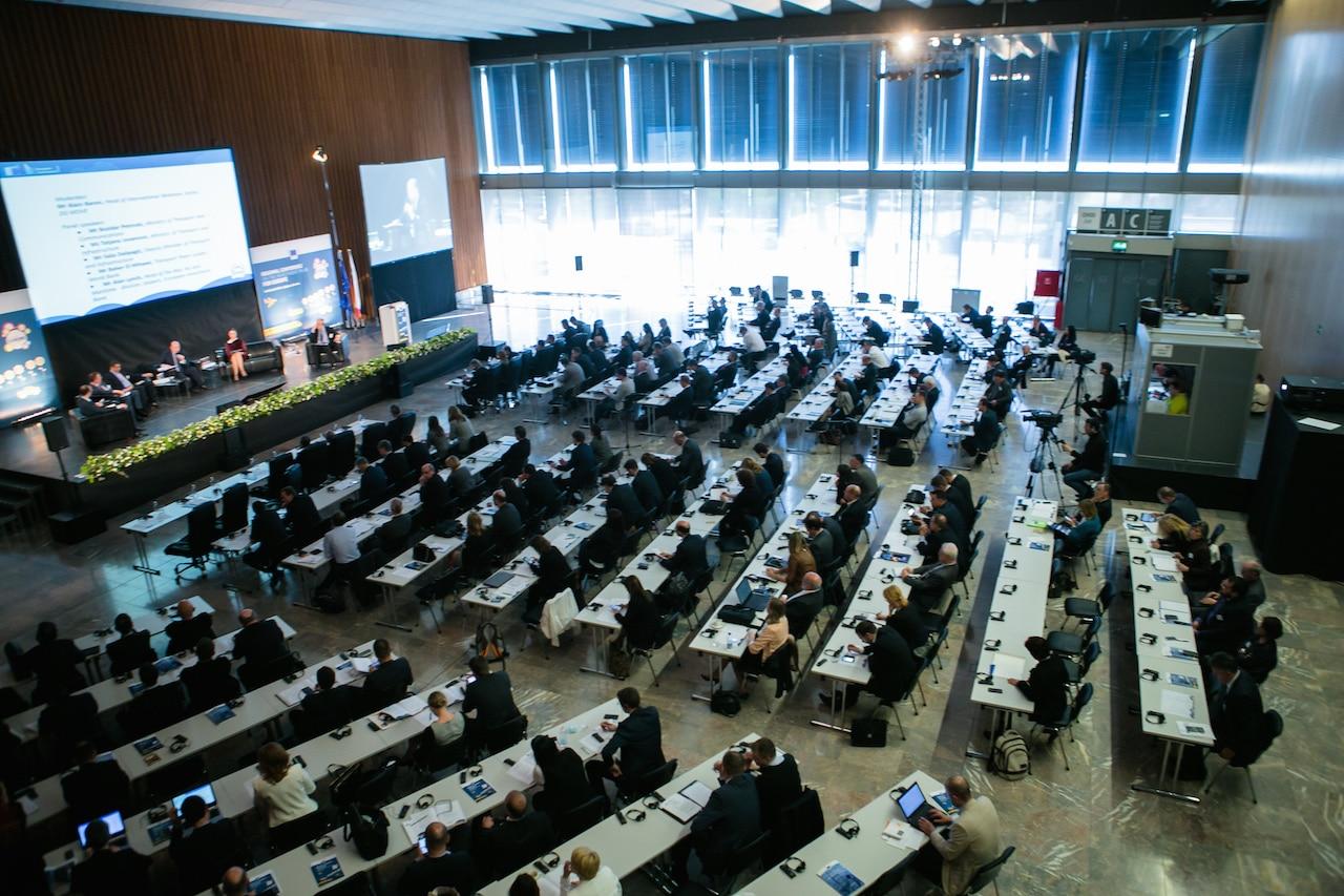 The plenary session in the Marmorna Hall 1_Tadej Bernik