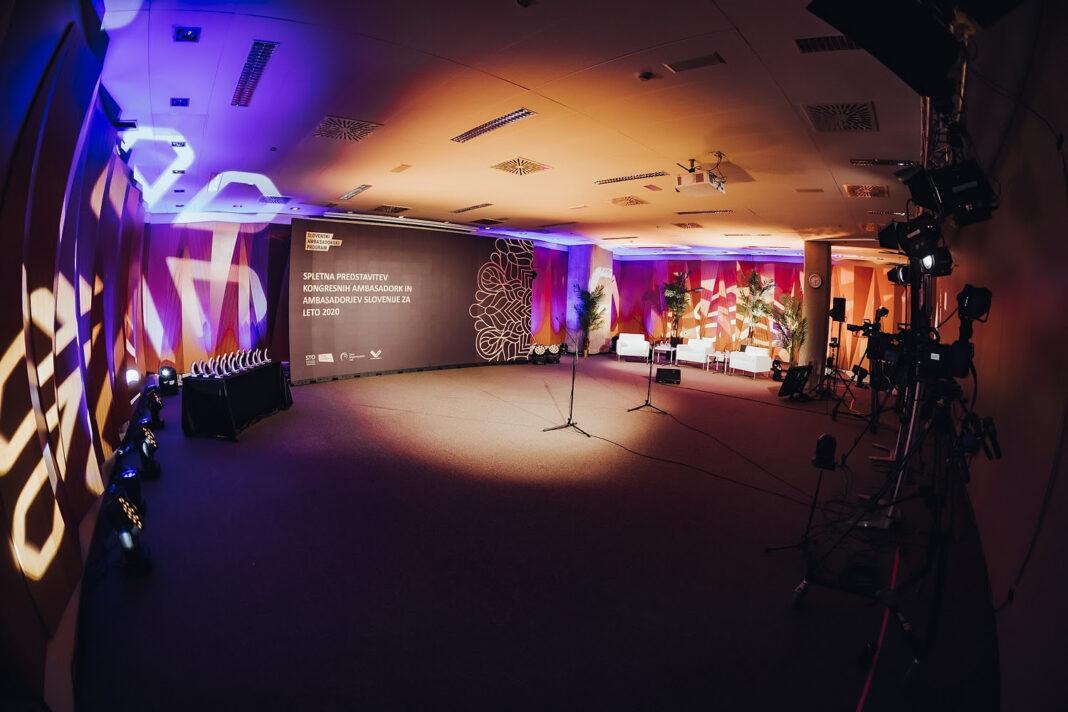 The Slovenian Ambassador Programme 2020 – Online Event, photo by Marko Delbello Ocepek