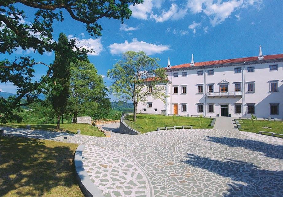 Vila Vipolze_Slovenia